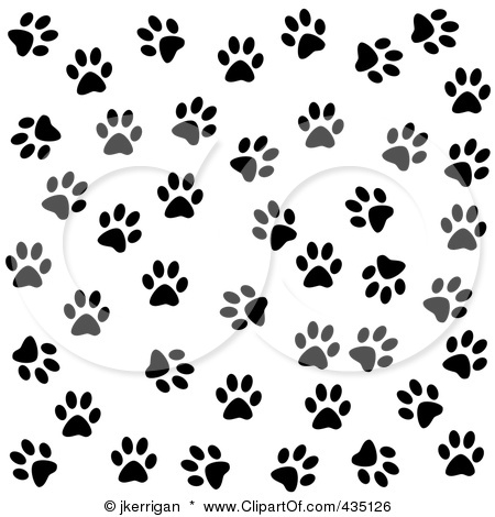 related posts to dog paw print pattern paw print pattern etsy shop for