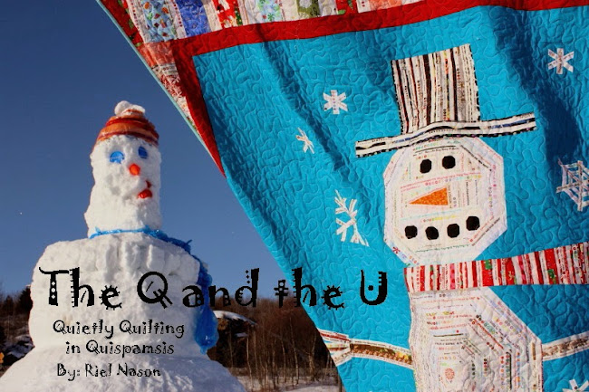 The Q and the U - Quilting Blog