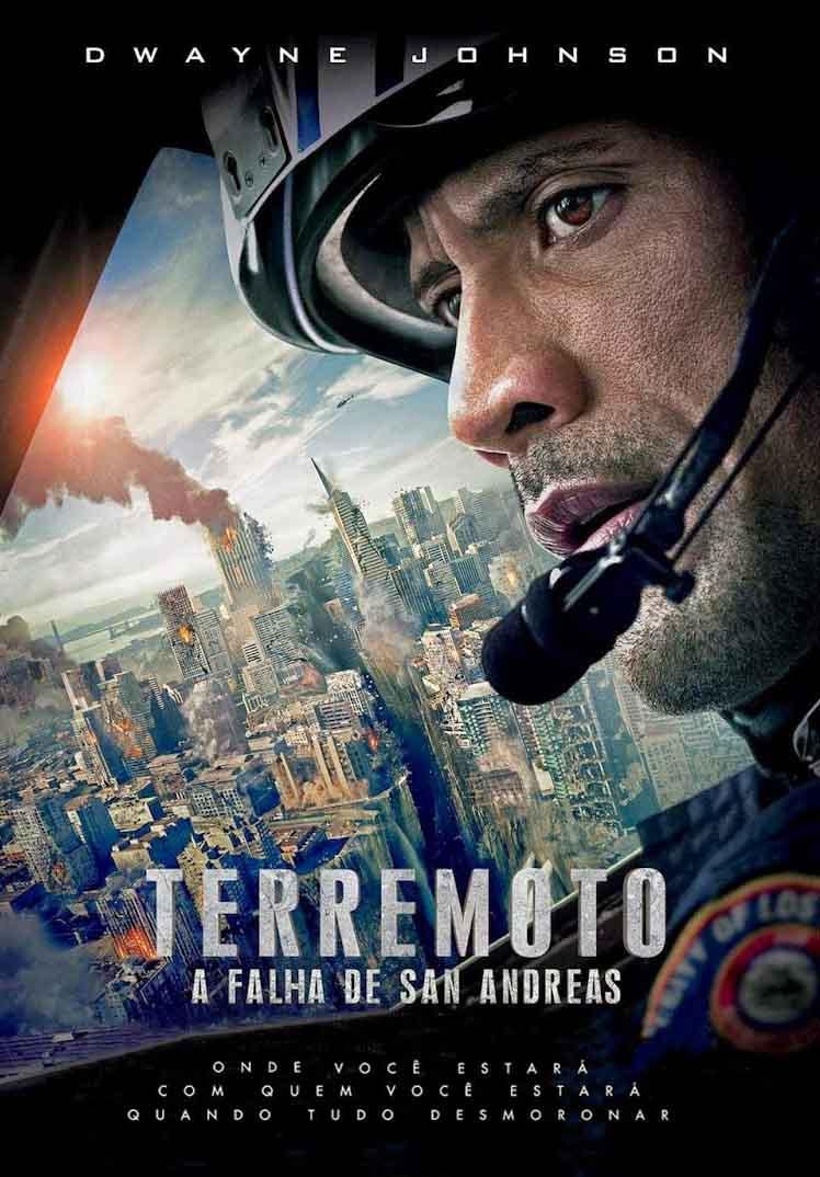 Terremoto: A Falha de San Andreas Torrent - Blu-ray Rip 720p Dual Áudio (2015)