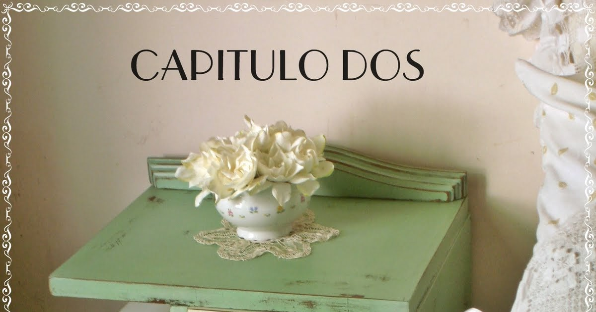 Capitulo Dos Hand Painted