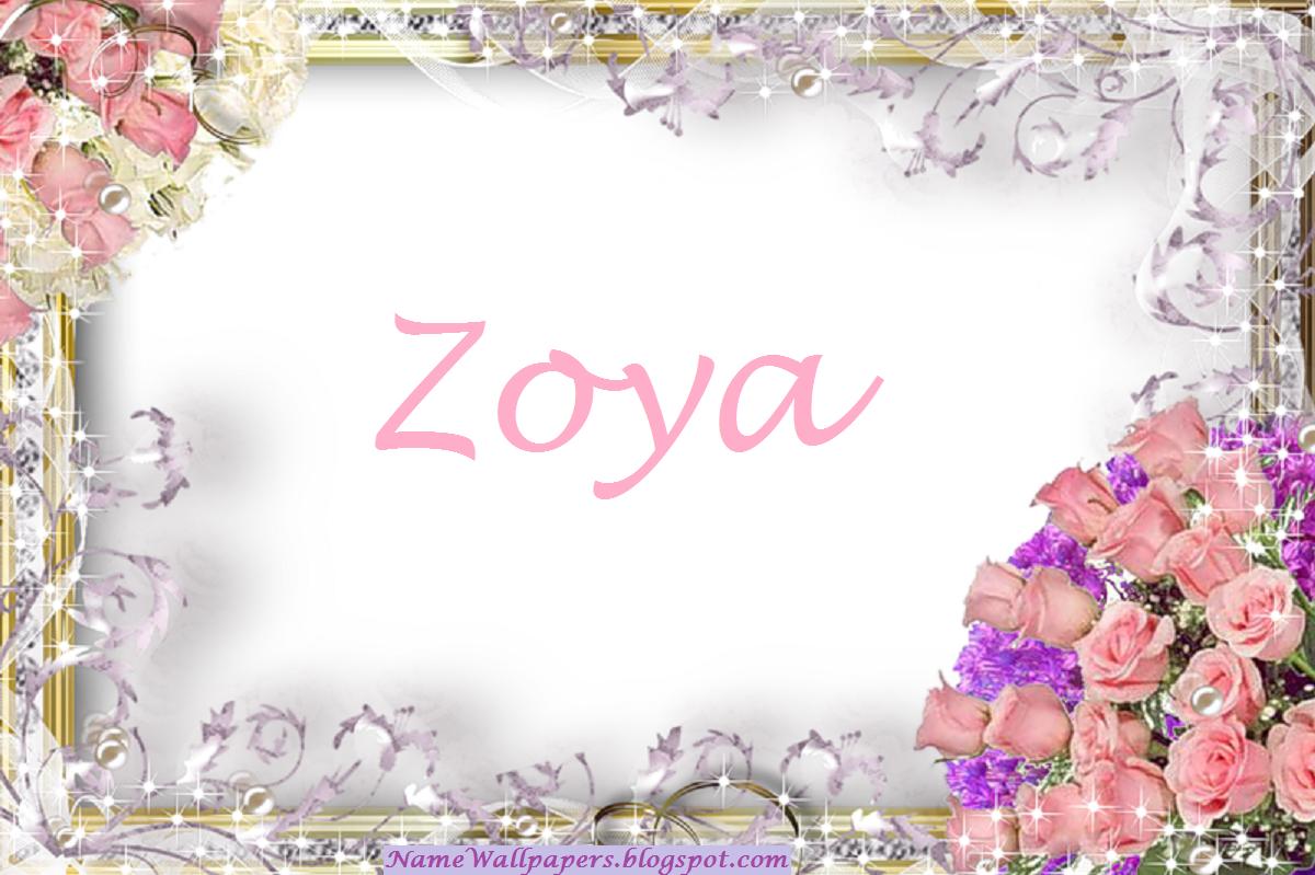 zoya khan logo