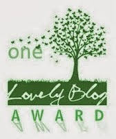 "The ""One Lovely Blog"" Award!!"