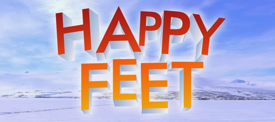 Create Happy Feet Font