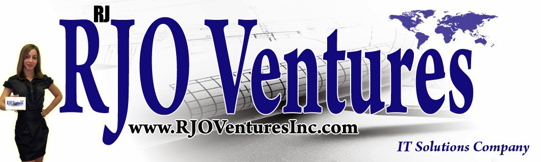 RJO Ventures, Inc./Professional Services/IT Solutions/Digital Marketing/Multimedia/Branding/Startup