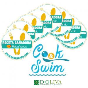 Sexto premio en Cook&Swim, las mejores recetas del verano