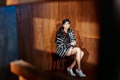 Sonam Kapoor's Photoshoot for The Business Of Fashion