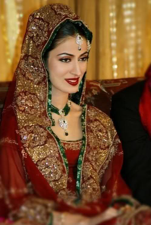 pakistan dulha dulhan dresses new style and also full decoration