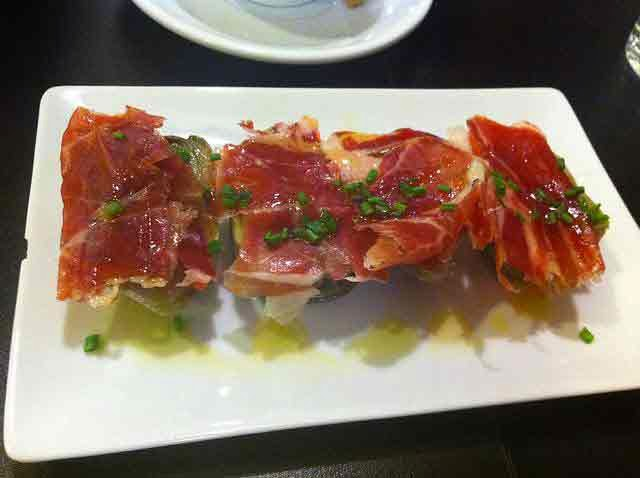 Comer en Sevilla
