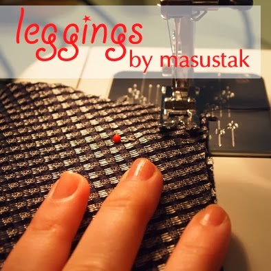 Leggings by Maider