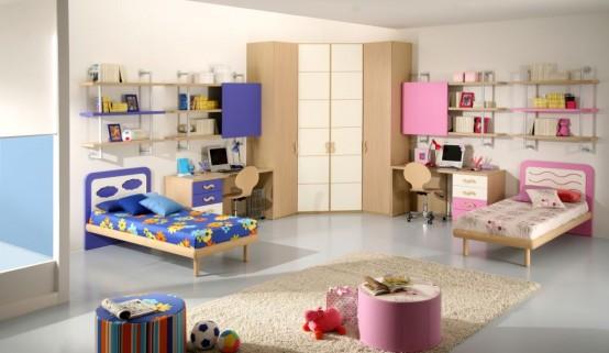 Apartamentos incr veis julho 2011 - Decoracion habitacion nino 3 anos ...