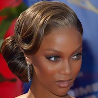 Black Girls Prom Hairstyles for Long Hair