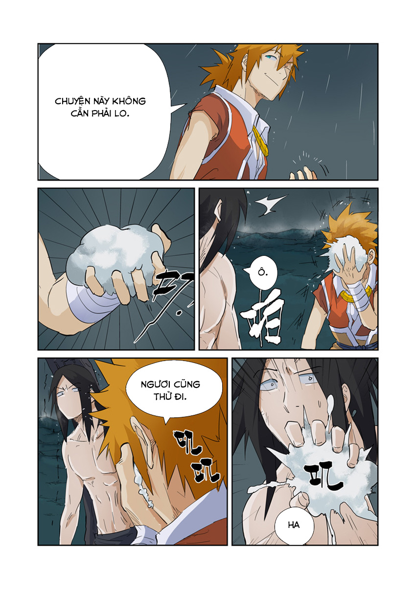 Tales of Demons and Gods chap 164 page 4 - IZTruyenTranh.com