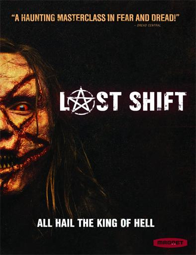 Last Shift (2014) tainies online oipeirates