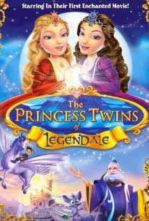 Công Chúa Song Sinh - The Princess Twins Of Legendale (2014)