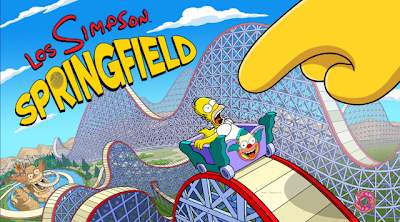 Descargar Los Simpson Springfield (Tapped out) v4.4.0 .apk android