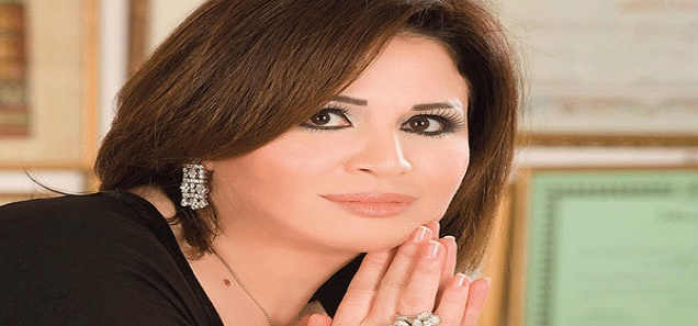 إلهام شاهين توجه طلبا غريبا للرئيس السيسي تصدم به جميع المصريين
