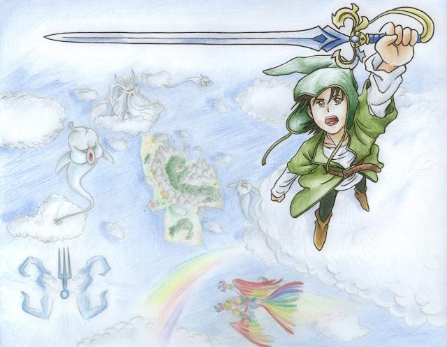 Sword of Oceano