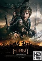 The Hobbit: The Battle of the Five Armies (2014) WEB-DL 720p Latino-Ingles