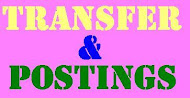 Transfer & Postings