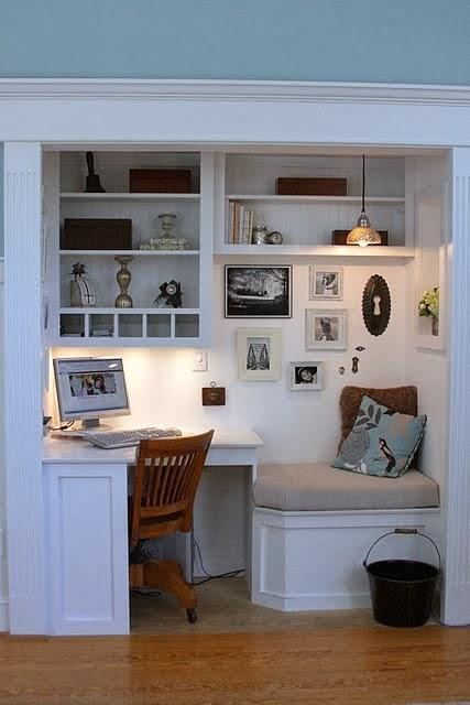 Habitación de manualidades
