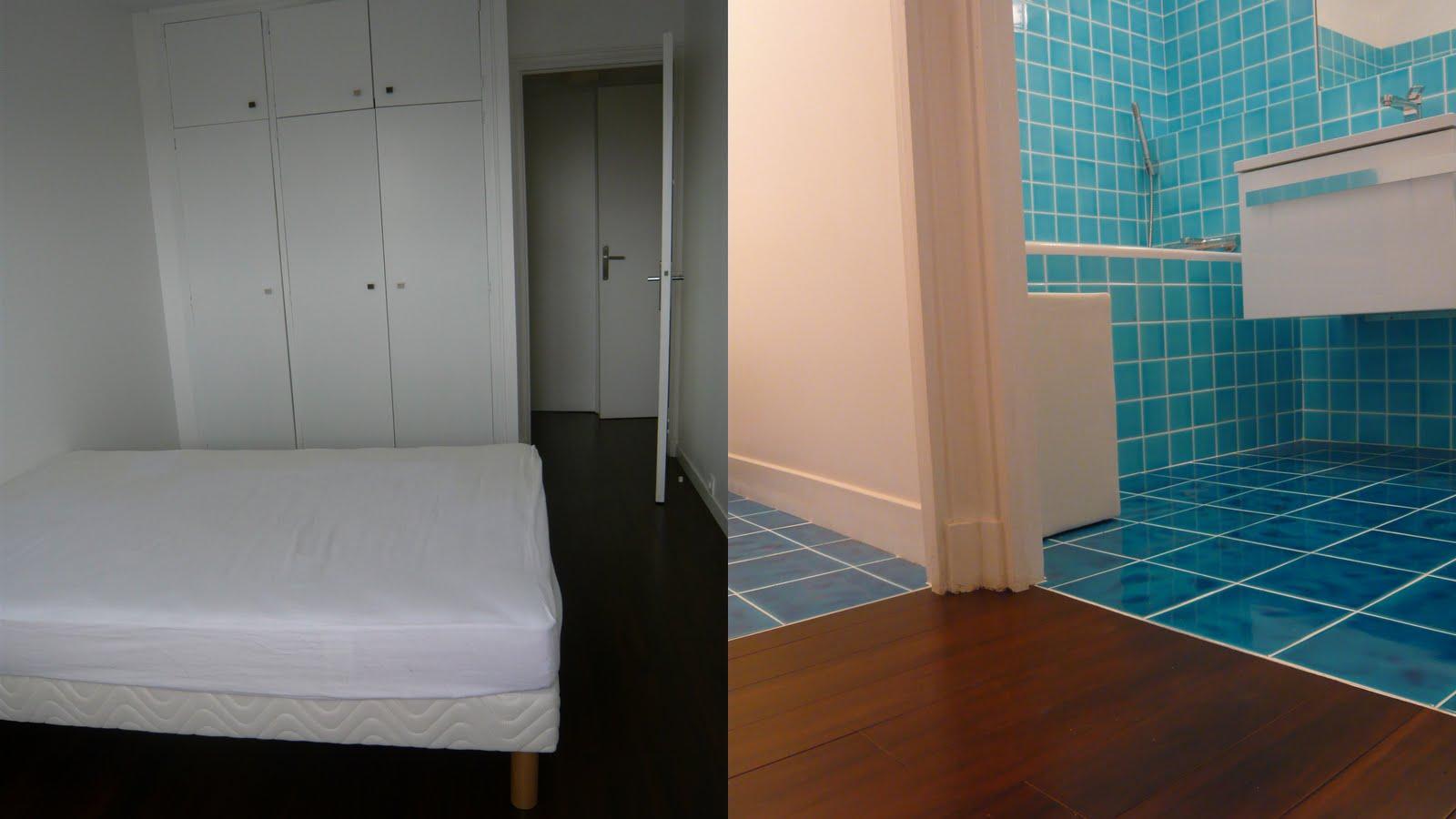 Immorenov idf r novation totale - Salle de bain dans un couloir ...