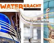 Cover Waterkracht 2015: samen bouwen aan de waterketen