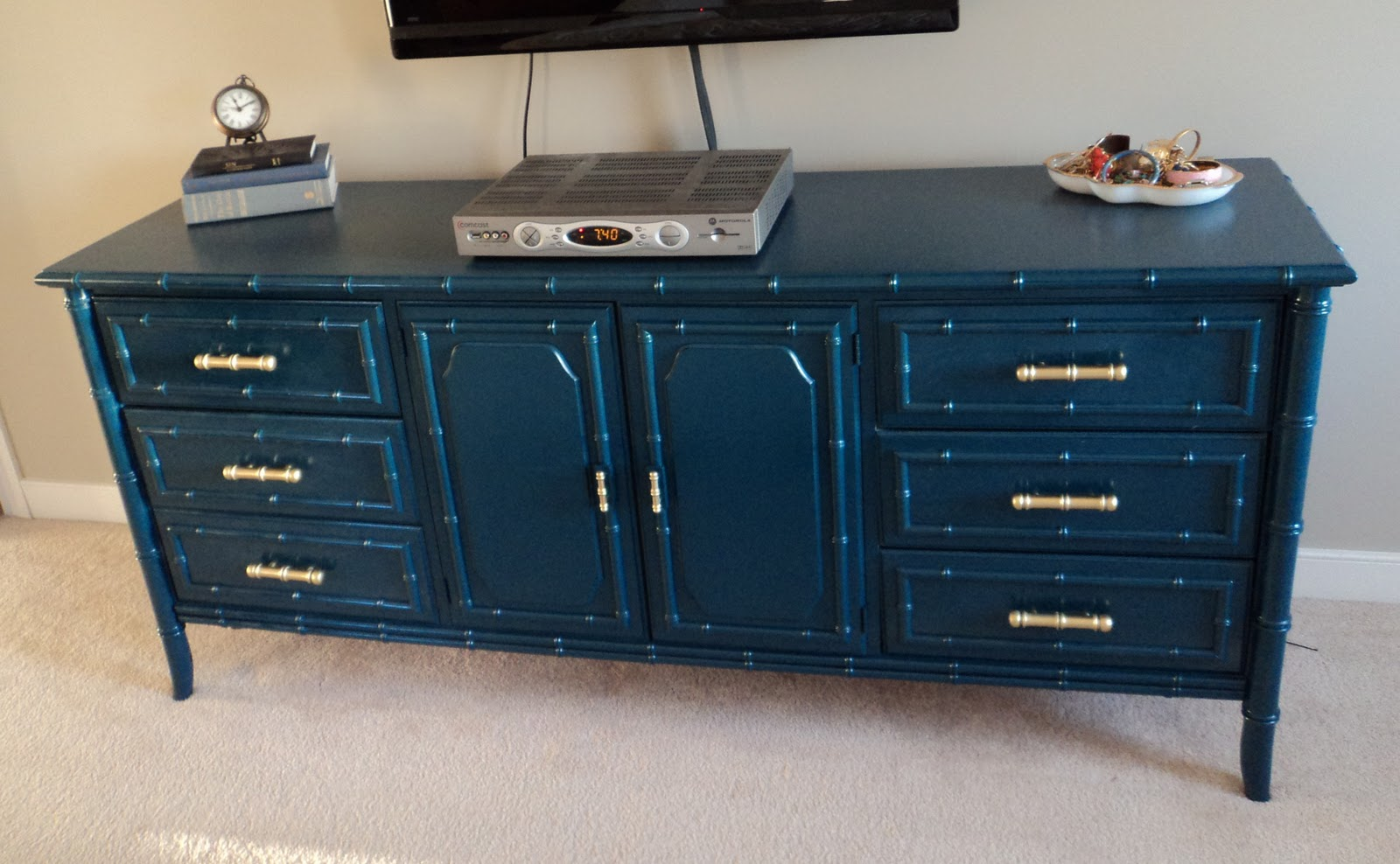 painting furniture with spray paint. Bamboo Dresser Reveal! Painting Furniture With Spray Paint