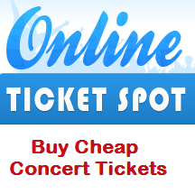 Available Concert Tickets