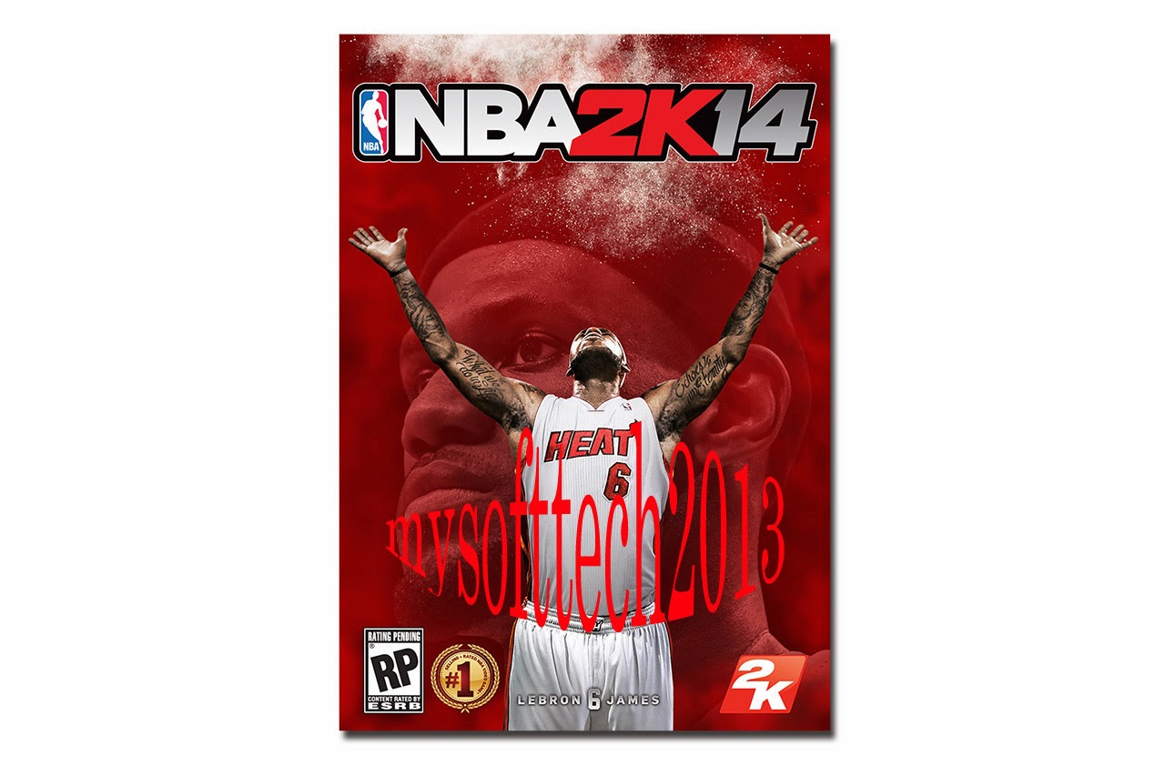 NBA 2K 14 Free Download full game for pc from mysofttech