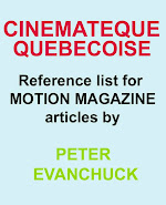 CINEMATEQUE QUEBECOISE