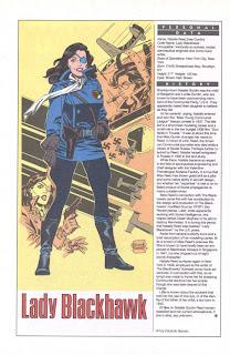 Lady Blackhwak ficha dc comics