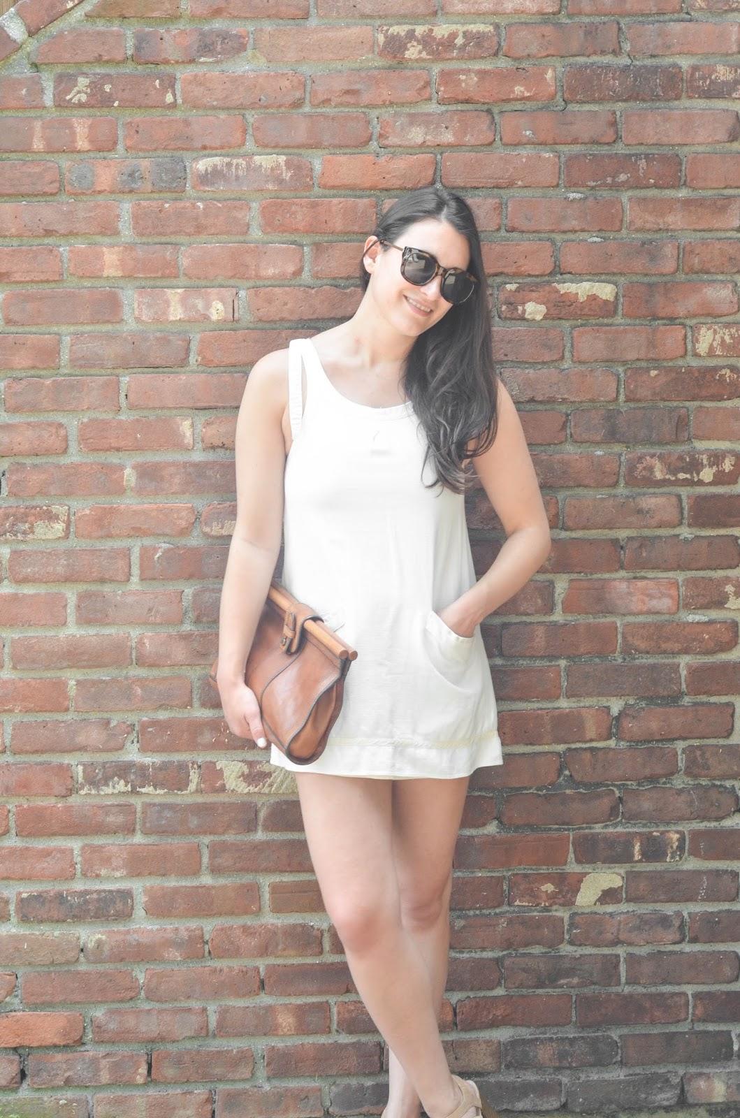 little white rag and bone dress