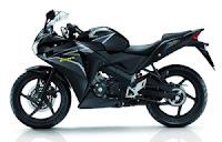 Honda CBR150R Black