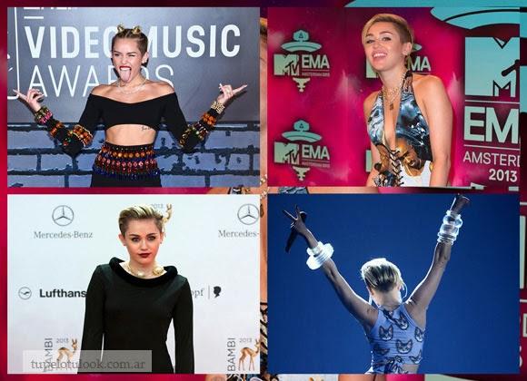 cambio de look 2014 Miley Cyrus