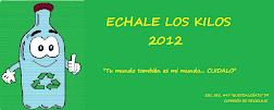 CAMPAÑA DE RECICLAJE 2012