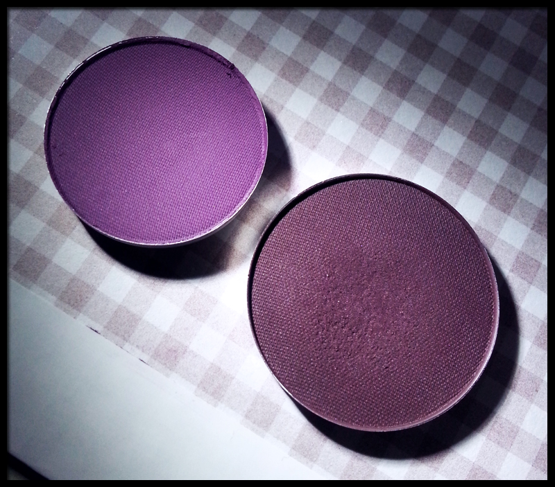MAC Cosmetics Fig. 1 (a sinistra) e Nabla Cosmetics Mimesis (a destra)