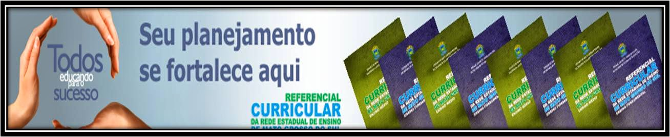 Referencial Curricular Ensino Fundamental SED-MS