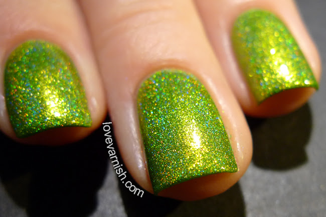 Pahlish Sour Caramel Apple