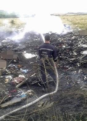 malaysia airline shot down ukraine