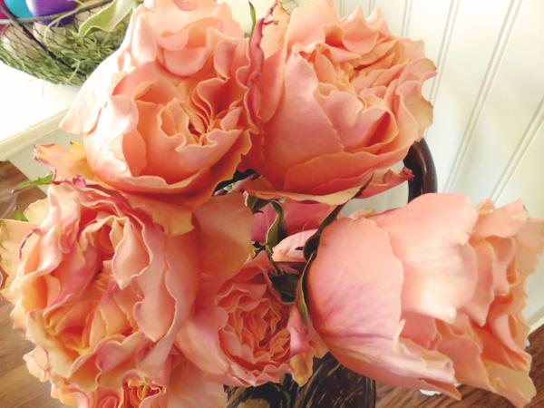 La Fleur Vintage Garden Roses