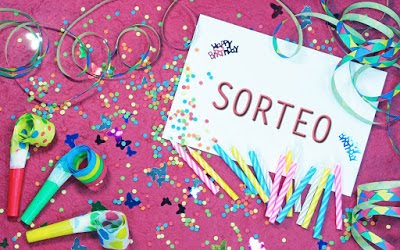 SORTEO cumpleaños 2017