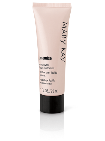 BASE TIMEWISE MATTE - MARY KAY
