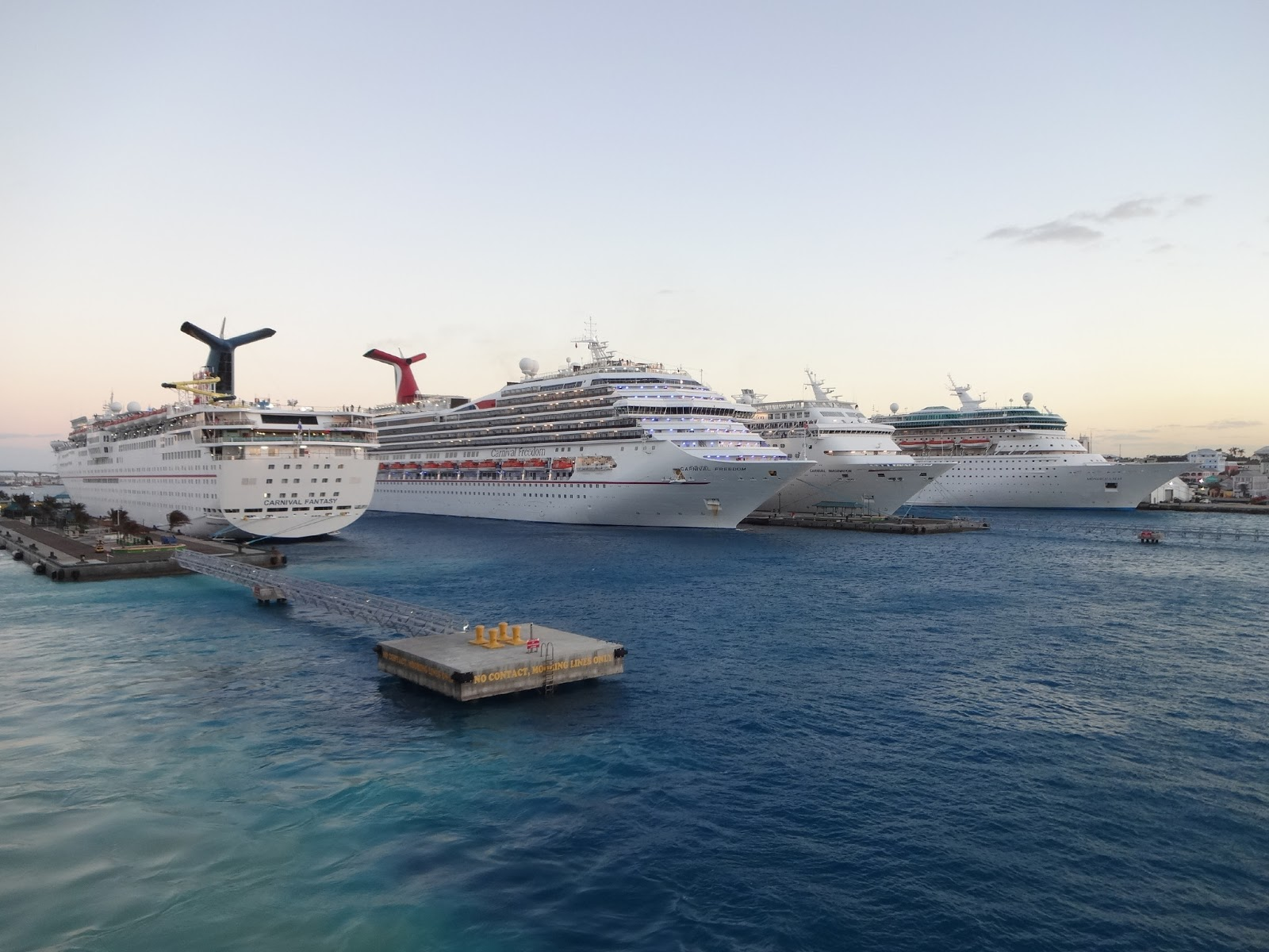 Carnival Vs Royal Caribbean Vs Norwegian  Comparing