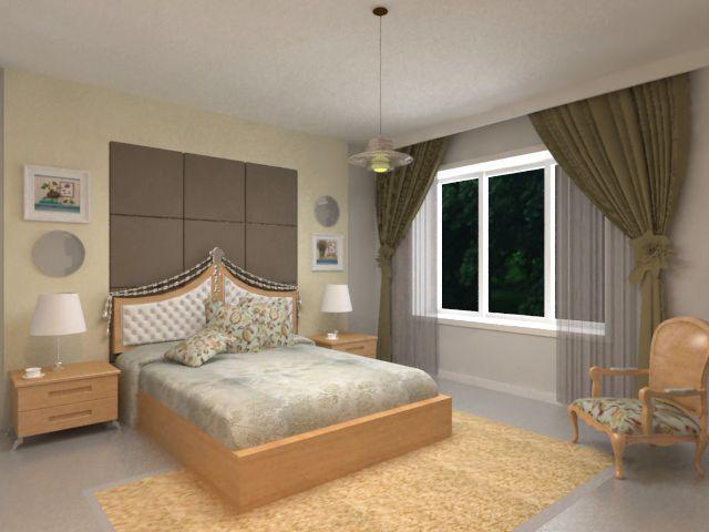 Dormitorios estilo vintage decoracion elegante y rom ntica - Decoracion vintage dormitorio ...