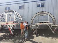 Bricking machine training
