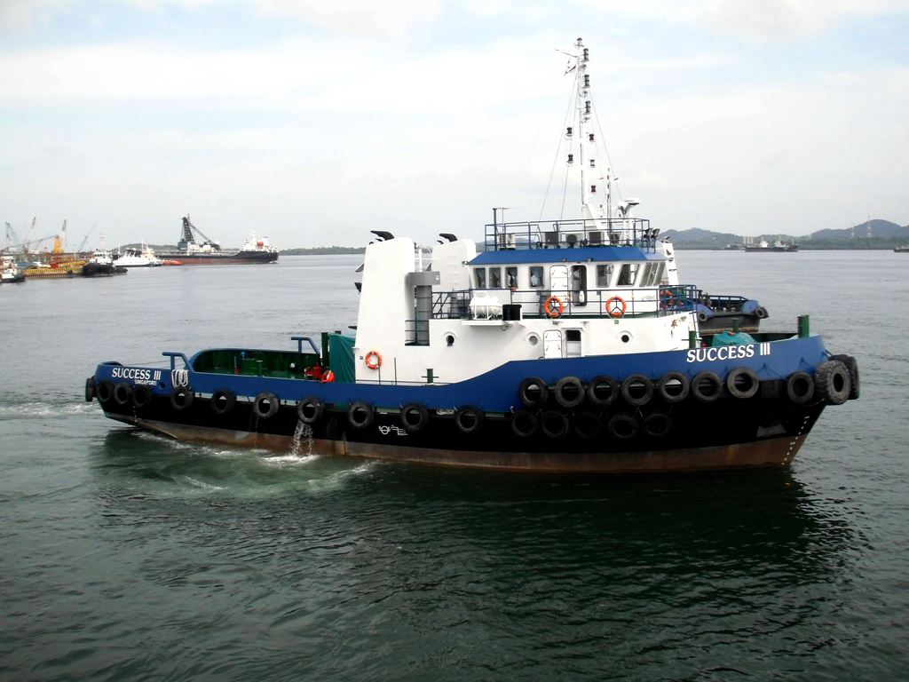 Tugboat Success III - 2,400bhp Tugboat