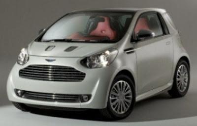 Aston Martin Cygnet 2012