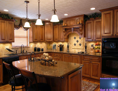 Traditional kitchen Home Design