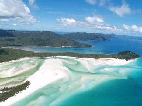 tempat wisata di melbourne australia on Australia - Whitehaven Beach, Queenslandj
