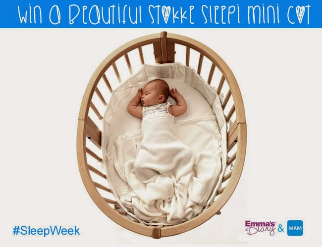 Win a Stokke Sleepi Mini